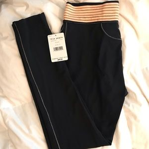 NWT $98 Free People Athletic Leggings Size Small